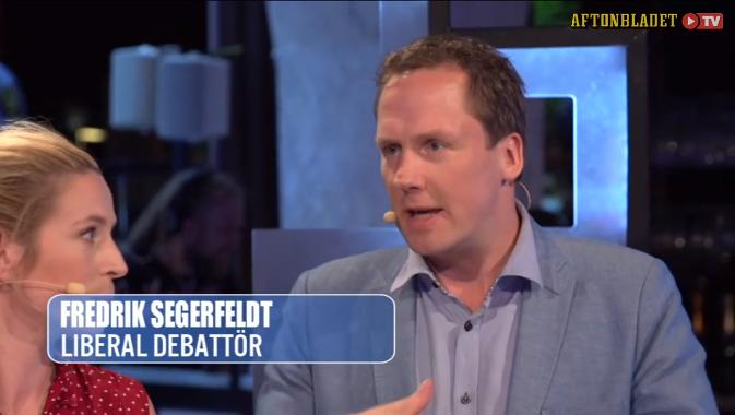 Partiprogrammet Fredrik Segerfeldt